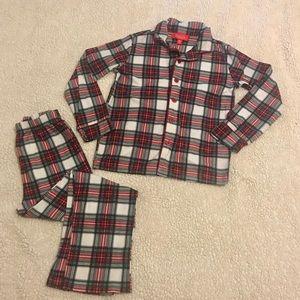 Kids L/S Pajama Set - Family PJs Macy's - Size 8